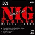 Encordamento NIG Hibrid Class guitarra 0.09